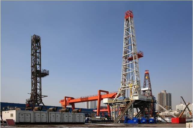 DRILLING RIG 1