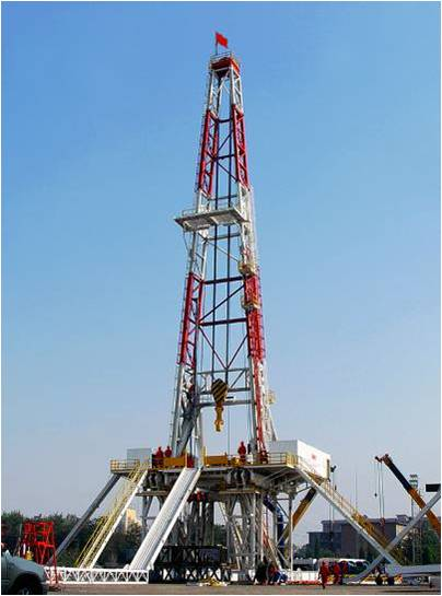DRILLING RIG 4
