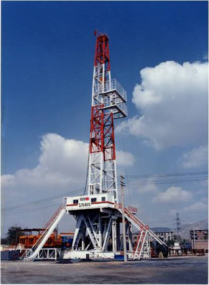DRILLING RIG 7