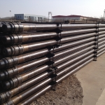 Drill Pipes on Stocks
